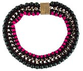 Proenza Schouler Beaded Collar Necklace