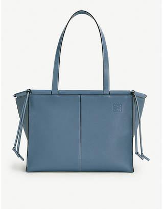 Loewe Cushion leather tote bag
