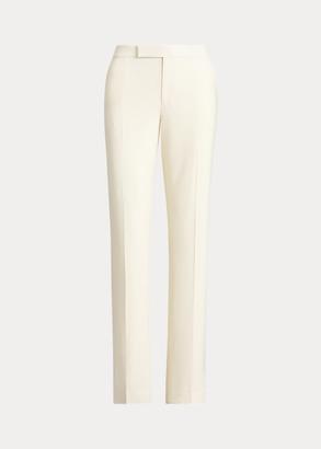 Ralph Lauren Seth Wool Crepe Pant
