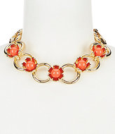 Trina Turk Wildflower Collar Necklace