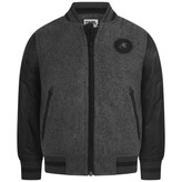 Karl Lagerfeld LagerfeldBoys Grey Wool & Nylon Jacket