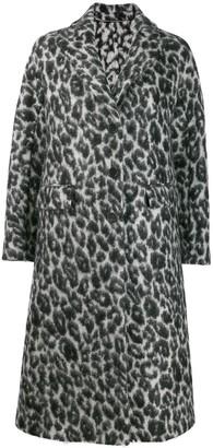 Ermanno Scervino leopard print jacket