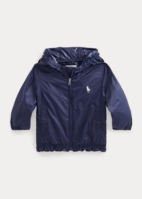 Ralph Lauren Packable Hooded Jacket