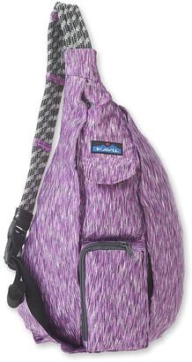 Kavu Women's Backpacks Purple - Purple Dust Ropercise Sling Backpack