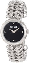Versus By Versace Women's 3C68500000 Optical Silver/ Stainless Steel Watch