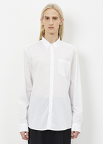 Dries Van Noten White Lightweight Corbin Shirt