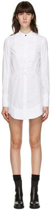 rag and bone White Victorine Short Dress