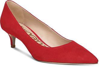 Sam Edelman Dori Kitten Heel Pumps Women Shoes