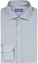 Ralph Lauren Purple Label Bond Slim-fit Cotton Shirt