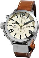 U-Boat 7431 stainless steel watch