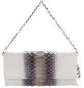 Christian Dior Python Wallet On Chain