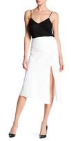 Veronica Beard Maverick Midi Skirt
