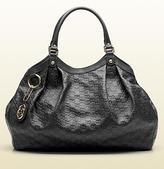 Gucci Sukey Guccissima Leather Tote