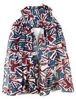 World of Shawls UK London Souvenir Scarves Wraps Shawls Womens Unisex Street Party Queens 90th Birthday Celebrations