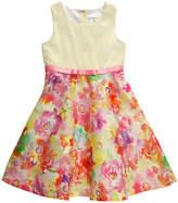 Youngland Young Land Sleeveless Skater Dress - Preschool Girls