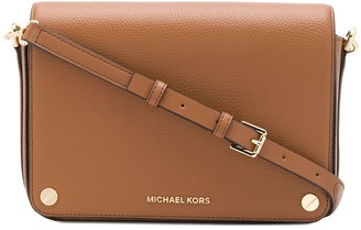 MICHAEL Michael Kors Logo Plaque Cross Body Bag
