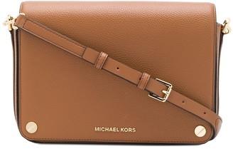 MICHAEL Michael Kors logo plaque cross body bag