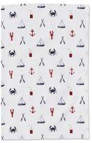 Sur La Table Nautical Icons Kitchen Towel