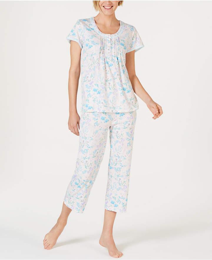 2ca2b771f Crop Top Pyjamas - ShopStyle
