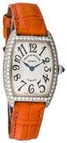 Franck Muller Cintre Curvex Diamond Watch