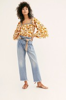 We The Free Claudette Tapered Jeans at Free People