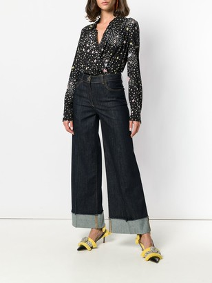 Boutique Moschino Straight Leg Jeans