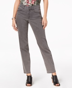 Style&Co. Style & Co Petite Tummy-Control Jeans, Created for Macy's