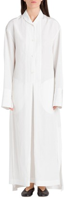 Jil Sander Long Shirt Dress