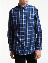 Gant Nordic Plaid Shirt, Blue