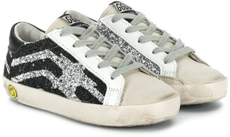 Golden Goose Kids Lace-Up Sneakers