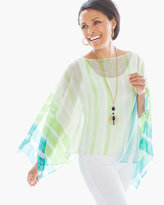 Chico's McKenzie Two-in-One Poncho