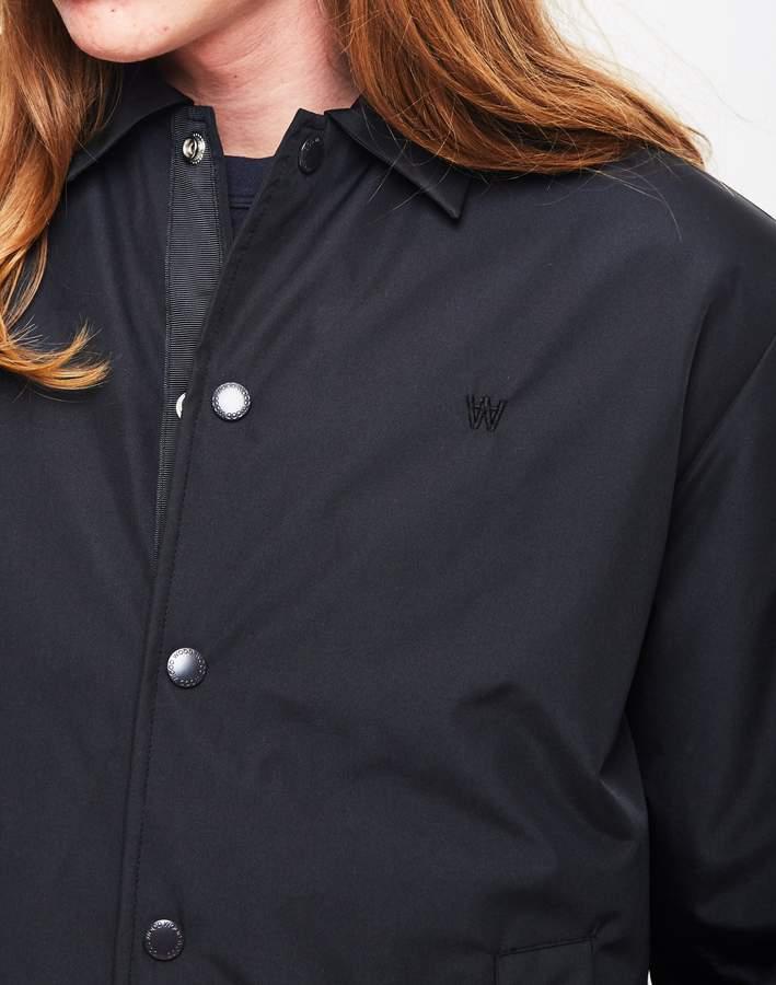 Wood Wood Kael Jacket Black