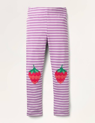 Fun Applique Leggings