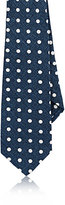 Alexander Olch MEN'S DOTTED COTTON NECKTIE