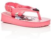 Havaianas Girls' Baby Disney Classic Slingback Flip-Flops - Baby, Walker