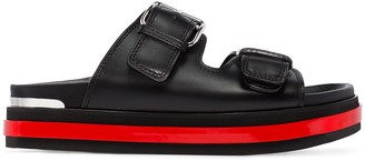 Alexander McQueen Flatform Sandals