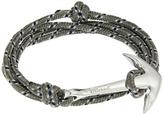 Miansai Anchor on Rope Bracelet Bracelet