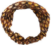 Missoni Multicolor Knit Headband