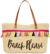 INC International Concepts I.n.c. Arriana Beach Please Tote, Created for Macy's