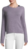 Marc Jacobs Women's Cashmere Crewneck Sweater