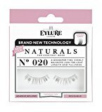 Eylure Naturalites Natural Volume Lashes, 020, One Pair