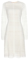 Oscar de la Renta Crochet cotton-blend dress