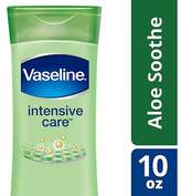 Vaseline Body Lotion Aloe Soothe