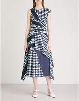 Sportmax Medium asymmetric cotton dress