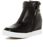 Steve Madden Wedge High Top Sneaker