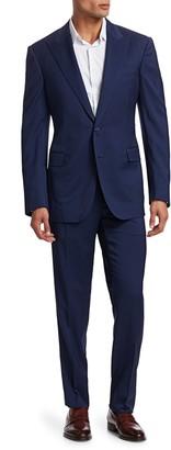 Ralph Lauren Classic-Fit Greg Peak-Lapel Wool Suit