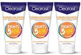 Clearasil Stubborn Acne Control 5in1 Exfoliating Face Wash