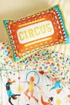 The Printed Peanut Circus Shams