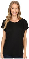 B Collection by Bobeau Nora Scoop Neck Tee