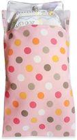 Tiny-Tote-Along Polka Dot Print Diaper Bag in Light Pink